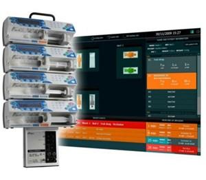 Инфузионная станция AIMS16 Aitecs