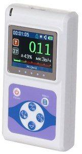 Индикатор радиоактивности РадиаСкан-701 АнгиоСкан (дозиметр)