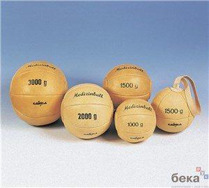 Мяч медицинский BEKA Hospitec