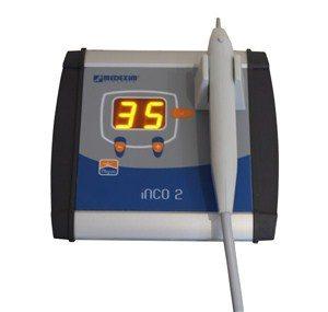 Дозатор газа INCO2 с аппликатором для физиотерапии MEDEXIM