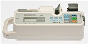 Дозатор шприцевой автоматизированный SK-500I (с расширенными функциями) NISKY