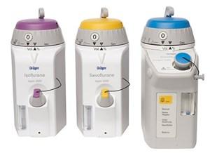 Испаритель анестетиков D-Vapor 3000/Vapor 3000 Draeger