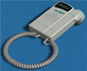 Фетальный допплер Перун АДМП-02 (мод. 02)