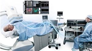 Система электрофизиологического мониторинга Cardio Lab GE