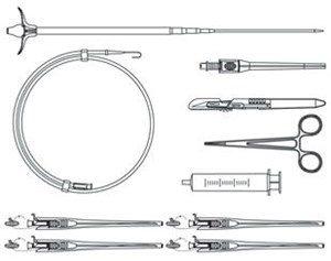 Набор для установки гастростомической трубки MIC G Introducer Kit 12Fr Kimberly-Clark