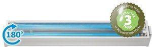 Облучатель-бактерицидный открытого типа Сибэст ОБС-2х30-150 М1