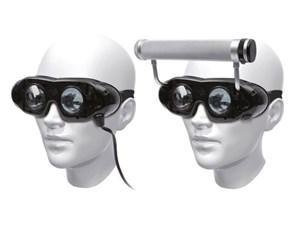 Нистагмальные очки Френзеля Otopront
