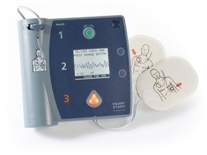 Автоматически дефибриллятор HeartStart FR2+ Philips
