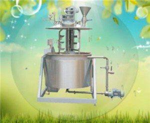Реактор вакуумный с соосными мешалками Фармоборуд