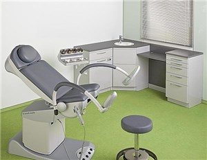 Кабинет врача гинеколога Conzentrum Schmitz