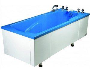 Бальнеологическая ванна T-MP Technomex
