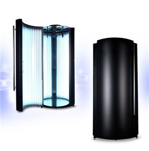 Вертикальный солярий FLEXUS standart 48 ламп Солнечная система