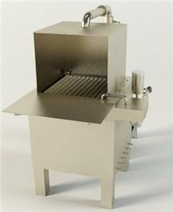 Жироплавитель квадратный (прямоугольный) с электрическим (ТЭНовым) нагревом ИЛТЕК-Пром