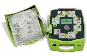 Дефибриллятор AED Plus Zoll