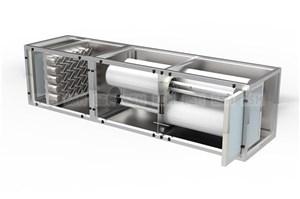 Канальная система очистки воздуха для ЛПУ КФУ2-150х Аэролайф
