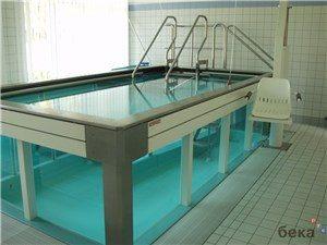 Физиотерапевтический бассейн MEDICARE-Pool BEKA Hospitec