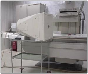 Цифровая Рентгеновская Камера ДИАР-ГАММА Гаммамед