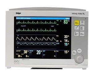 Компактный монитор пациента Infinity Vista XL Dräger