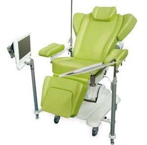 Кресло пациента для диализа SUPREMA D-90 Euroclinic