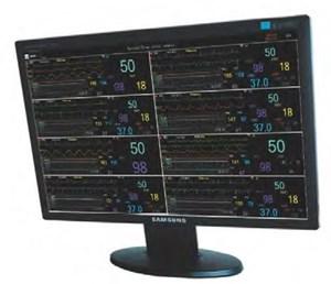 Центральная станция мониторинга KN-2000+ Kernel