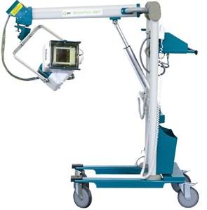 Комплекс рентгеновский передвижной аналоговый среднего класса «МобиРен-4МТ» МТЛ
