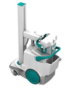 Комплекс рентгеновский передвижной аналоговый высокого класса «МобиРен-5МТ» МТЛ