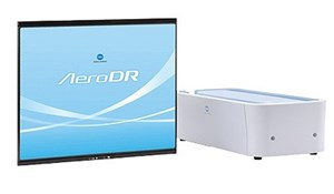 Плоскопанельный рентген-детектор AeroDR 35x43 Konica Minolta