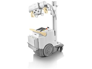 Мобильный рентгеновский аппарат MobileDiagnost wDR Philips