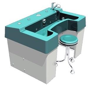 Бальнеологическая ванна для рук Экстра ПОЛИПРОМСИНТЕЗ