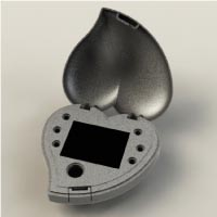 Прибор для определения овуляции по слюне САТУРН-9МТ Лада-тест
