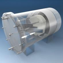 Наполняемый водой томографический фантом Pro-СТ AAPM Pro-Project