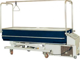 Противоожоговая противопролежневая кровать Synergie Nederland BV Sat-1