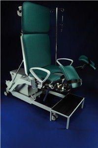 Смотровой стол для гинекологии и урологии Golem Urodynamic RQL