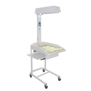 Стол для санитарной обработки новорожденных АИСТ-1 (с матрацем) ДЗМО