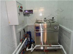 Установка для приготовления водного экстракта Пант-Эра-250(400) ТММ