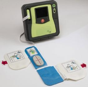 Дефибриллятор AED Pro ZOLL
