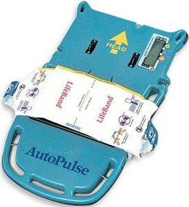 Дефибриллятор AutoPulse ZOLL